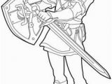Breath Of the Wild Coloring Pages 28 Best Zelda Images