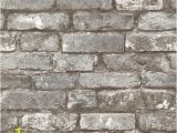 Brewster Concrete Blocks Wall Mural Beacon House by Brewster 2604 Oxford Brickwork Pewter