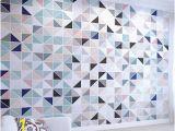 Brewster Concrete Blocks Wall Mural Geometry Wall Mural In 2019