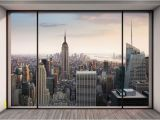 Brewster Home Fashions Wish Wall Mural Vlies Fototapete Penthouse In New York