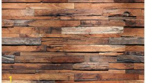Brewster Reclaimed Wood Wall Mural Brewster Home Fashions Wooden Wall Wall Mural
