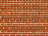 Brick Effect Wall Mural Red Brick Wallpaper Mural