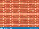 Brick Wall Mural Mockup Brick Wall 3 Stock Vector Illustration Of Exterior