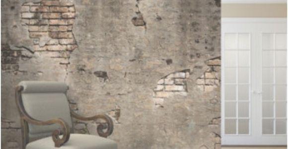 Broken Concrete Wall Mural Broken Concrete Wall Mural In 2019 Products