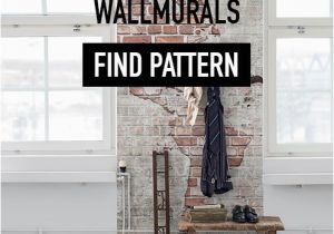 Broken Concrete Wall Mural Wall Murals & Wallpapers with Unique Design