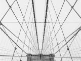 Brooklyn Bridge Black and White Wall Mural Bridge Wall Mural Wallpaper City In 2019 Rick
