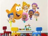 Bubble Guppies Wall Mural 34 Best Wall Decals Stickers Images