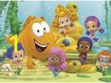 Bubble Guppies Wall Mural 91 Best Xl Wall Murals Images