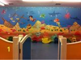 Bubble Guppies Wall Mural Kids Playroom Underwater Wall Mural theme