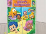 Bubble Guppies Wall Mural Party City Bubble Guppies Google Search