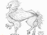 Buckbeak Coloring Pages Buckbeak by Svieta Sv On Deviantart