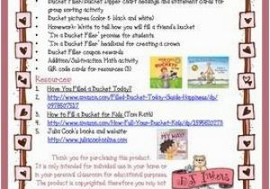"""Bucket Filling Coloring Pages I M A """"bucket Filler """" In This Set 1 """"are You A Bucket Filler"""
