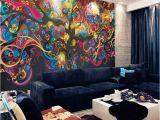 Buddha Wall Mural Wallpaper Tree Of Life Wallpaper Psychedelic Wallpaper Custom 3d