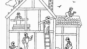 Building Construction Coloring Pages Construction Site Coloring Pages Bing Images Parties