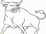 Bull Head Coloring Page Exploit Bull Head Coloring Page Angry Drawing at Getdrawings