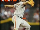 Buster Posey Coloring Pages Bumgarner is Back