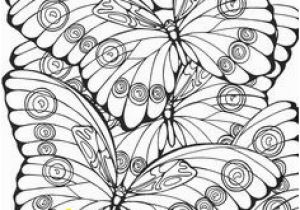 Butterfly Coloring Pages Print Fantasy Pages for Adult Coloring