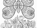 Butterfly Mandala Coloring Pages Coloring Book for Adults Colors Of Calm by Egle Stripeikiene