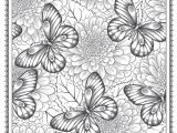 Butterfly Mandala Coloring Pages Garden Coloring Pages