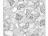 Butterfly Mandala Coloring Pages Omeletozeu