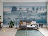 Buy Wall Mural Online Morning Haze Wallpaper