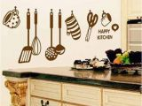 Buy Wall Murals Online India Stickerskart Wall Stickers Wall Decals Stylish Kitchen Art 6017 60×45 Cms