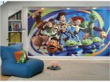 Buzz Lightyear Wall Mural Obedding York Wallcoverings toy Story 3 Wall Mural Buzz
