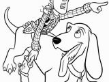 Buzz Woody Coloring Pages 4955 Story Free Clipart 34