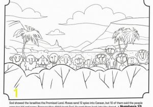 Caleb and sophia Coloring Pages Cartoon Od Jesus Disciples Coloring Page Twelve Spies Coloring Page
