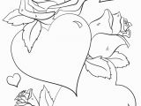 Calgary Flames Coloring Pages Hearts and Roses Coloring Page In with Flames Pages Coloring Pages