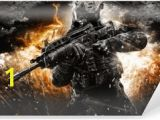 Call Of Duty Wall Mural Call Duty Wall Murals • Pixers