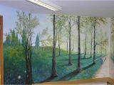 Calming Murals Gloucestershire Mural Artist