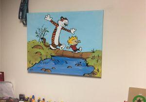 Calvin And Hobbes Mural 463 Best Nurseries Images On