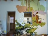 Calvin and Hobbes Mural Calvin & Hobbes Art Pinterest