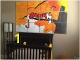 Calvin and Hobbes Nursery Mural 38 Best Fo Real Bedroom Images