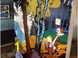 Calvin and Hobbes Nursery Mural 463 Best Nurseries Images On Pinterest In 2018