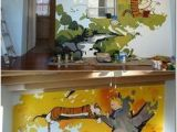 Calvin and Hobbes Wall Mural 20 Best Calvin and Hobbes Nursery Images