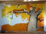 Calvin and Hobbes Wall Mural 46 Best Calvin & Hobbes Images