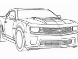 Camaro Coloring Pages for Kids Car Free Clipart 216