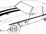 Camaro Coloring Pages for Kids Chevy Camaro Coloring Pages