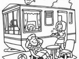 Camper Trailer Coloring Pages Camping This One S so Cute A Couple Of Free Summer Coloring Pages