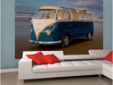 Campervan Wall Mural Vw Campervan Wall Mural Vw Bus Pinterest