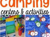 Camping themed Wall Murals Camping Centers and Activities