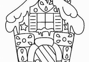 Candy Coloring Pages for Gingerbread House Domik No 9 567—732 пикс Christmas Centerpiece