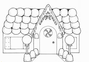 Candy Coloring Pages for Gingerbread House Mormon Gingerbread House