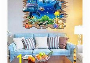 Candyland Wall Mural 16 Best Fish Mural Ideas Images