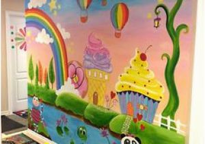 Candyland Wall Mural 18 Best Bedroom Images