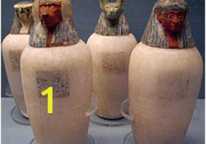 Canopic Jar Coloring Pages Canopic Jar