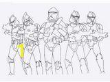 Captain Rex Clone Trooper Coloring Pages Star Wars Ausmalbilder