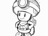 Captain toad Coloring Pages Captain toad Wallpaper Wallpapersafari